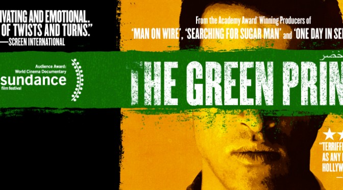 THE GREEN PRINCE, a documentary based on best-selling novel Son of Hamas